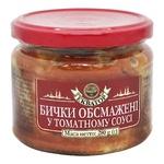 Ekvator Fried In Tomato Sauce Gobies 280g