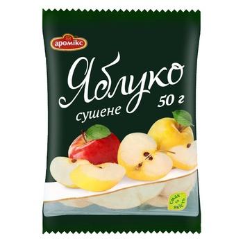 Яблоко сушеное Аромикс 50г - купить, цены на Ашан - фото 1