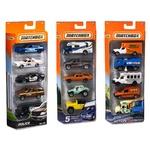 Matchbox Cars Set 5pcs