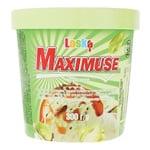 Морозиво Laska Maximuse зі смаком фісташки 300г