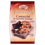 Печенье Ghiott Сantuccini мягкое миндальное с кусочками шоколада 200г