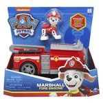 Paw Patrol Spin Master Marshall Basic Rescue Car With Driver Toy