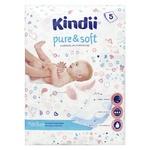 Kindii Pure & Soft Baby's Napkins 60x40cm 5pcs