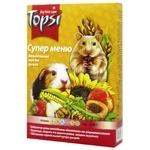 Topsi Super Menu Food for Rodents 575g