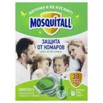 Комплект MOSQUITALL Для всієї родини від комарів електрофумігатор + рідина 30 ночей 30мл