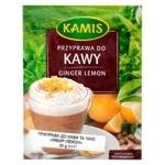 Приправа Kamis до кави та чаю імбир-лимон 20г