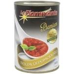 La Fiammante Peeled Tomato Pieces in Own Juice 400g