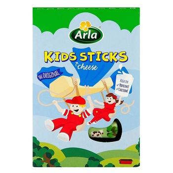 Сыр Арла плавленый детский 45% 108г
