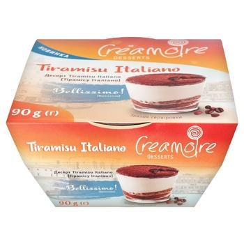 Creamoire Tiramisu Italiano Dessert 90g