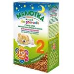 Malyutka Pemium dry milk with buckwheat flour 300g