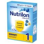 Суміш молочна Nutricia Nutrilon Комфорт 1 суха з 0 до 6 місяців 300г