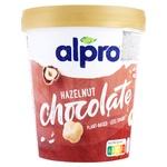 Морозиво Alpro на рослинній основі з лісового горіха та з шоколадом 340г