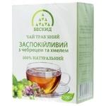 Чай травяной Бескид Успокаивающий с тимьяном 100г