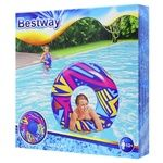 Коло для плавання надувне Bestway Геометрія