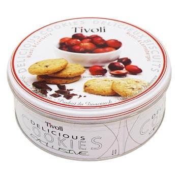 Печенье Tivoli клюквенное 150г - купить, цены на Novus - фото 1