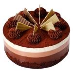 Торт Три шоколади