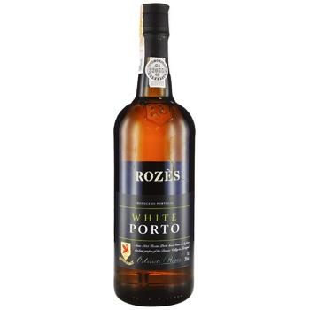 Rozes white strong porto 20% 0,75l