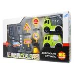 Big Motors Road Service Toy Set