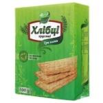 Хлібці Galleti Три злака 100г