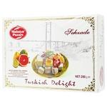 Malatya Pazari Fruit Flavor Shehzade Rakhat-Lukum 200g