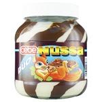 Крем Cebe Nussa Duo шоколадний 750г