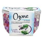 Освіжувач повітря Ozone Crystal Beads на основі гелю лаванда і розмарин 150г