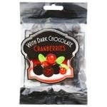 Hazelnuts With Dark Chocolate Crunberry 90g