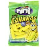 Цукерки Fini Банани желейні 100г