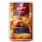 Стегна Наша Ряба Апетитна Айдахо курчати бройлера замариновані охолоджені (упаковка ~1000г)