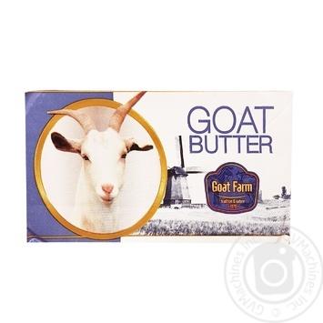 Козье масло Goat Farm 125г