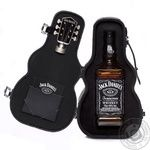 Jack Daniel's Tennessee Old No.7 Whiskey 40% 0,7l in a guitar case - buy, prices for CityMarket - photo 1