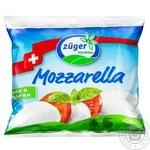 Zuger Cheese Mozzarella 45% 125g
