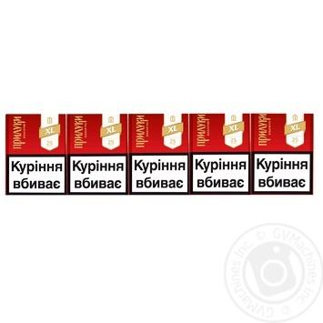 Сигареты Прилуки Классические - купить, цены на Фуршет - фото 2