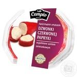Перць Campio червоний з сиром 250г