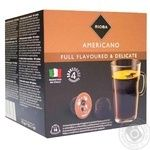 Кофе Rioba Dolce Gusto Americano в капсулах 16штX7г