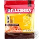 La Fileshka Snacks Chicken breast in sesame seeds 45g