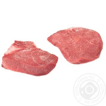 Щеки Глобино говяжьи вакуумная упаковка