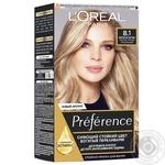 Краска для волос L'oreal Recital 8.1 Копенгаген Светло-русый пепельный - купить, цены на Novus - фото 5