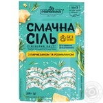 Pripravka Tasty Sea Salt with Parmesan and Rozmarinom 200g