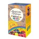 Чай Полесский чай Мультифруктик витаминки 20шт * 2г
