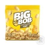 Арахис Big Bob жареный соленый со вкусом сыра 30г