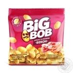 Big Bob with bacon fried peanuts 30g