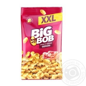 Арахис Big Bob жареный со вкусом бекона 170г