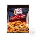 Nuts almond Big bob fried 70g