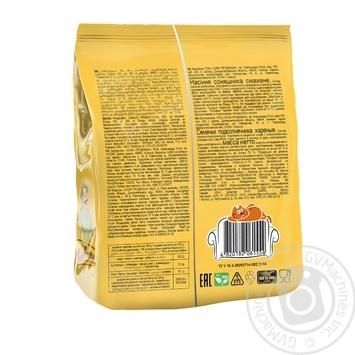 Семена подсолнуха Сан Саныч жареные 125г - купить, цены на Фуршет - фото 2