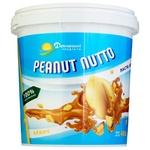 Паста арахисовое Домашние продукты с кусочками арахиса 400г