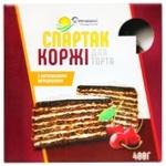 Domashni Produkty Spartak Chocolate Cakes 400g