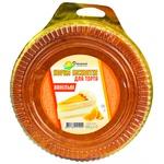 Коржи Домашние продукты бисквитные ванильные для торта 400г