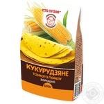 Мука кукурузная Сто Пудов 500г