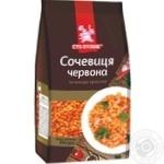 Сочевиця Сто пудів Цариця Сочевиця червона дрібнонасіннєва 350г